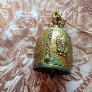Brass Indian Bell
